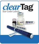 clearTag® Labels